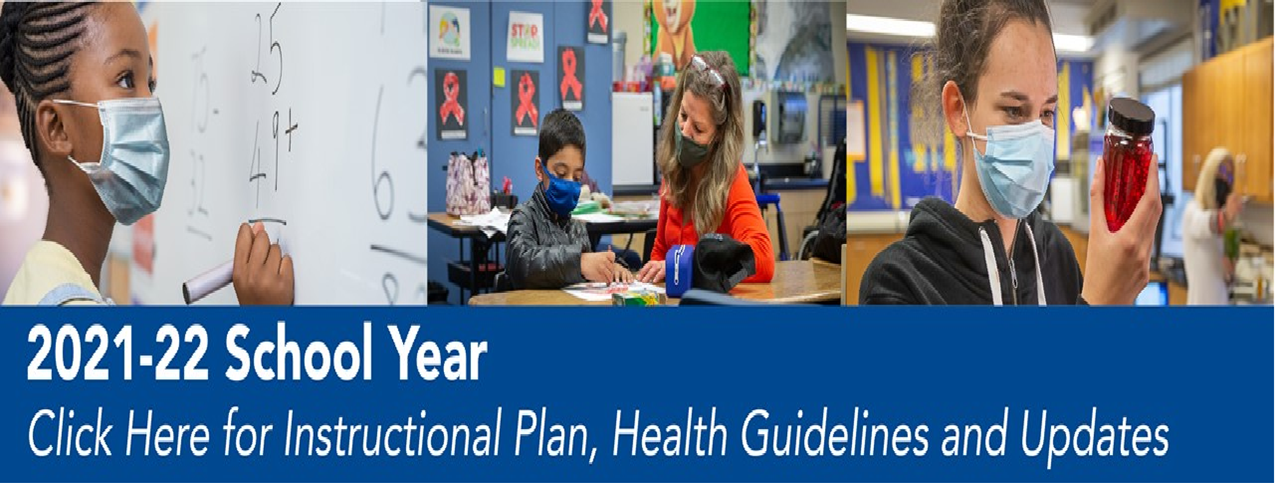 2021 Instructional Plan and Health Guidelines